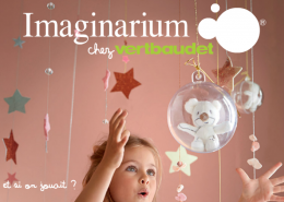Conception rédaction catalogue jouets Imaginarium